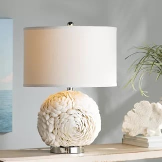 Seashell Lamps