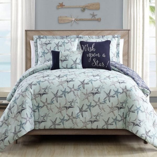 Starfish Bedding
