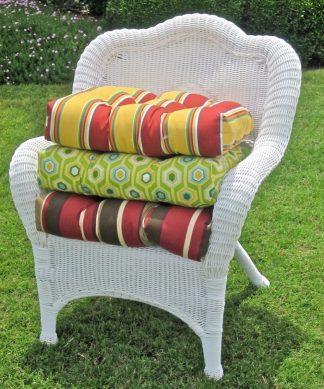 Wicker Furniture Cushions