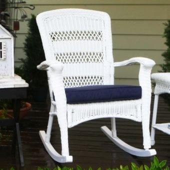 Wicker Rocking Chairs