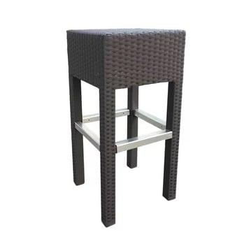 abba-patio-outdoor-wicker-30-bar-stool Best Wicker Bar Stools