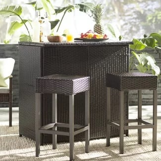 bay-isle-home-sugarmill-outdoor-wicker-bar-stool-set Best Wicker Bar Stools