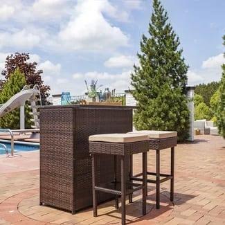 bayou-breeze-elizabethtown-3-piece-wicker-rattan-bar-stool-set Best Wicker Bar Stools