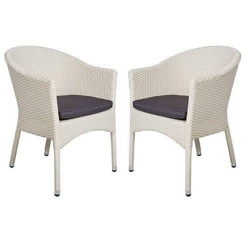 karmas-product-outdoor-rattan-wicker-chair Best White Wicker Furniture
