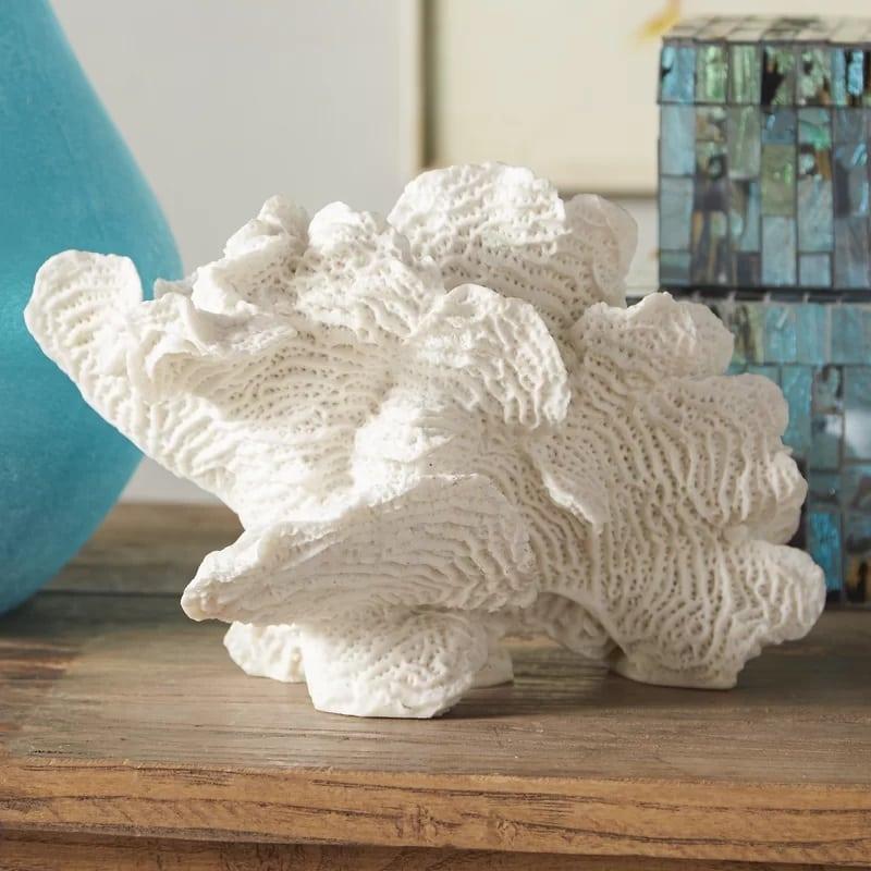 coral-table-decor Beautiful Coral Decor