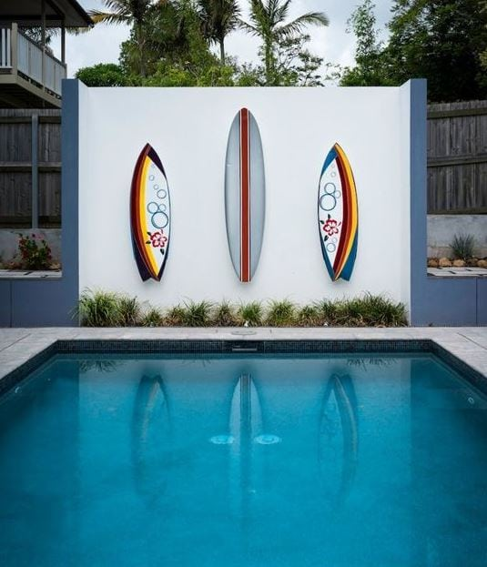 Camp-Hill-by-Redplan Surf Decor & Surfboard Decorations