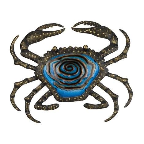 crab-accent-decor-2-wall-decoration Crab Decor & Crab Decorations