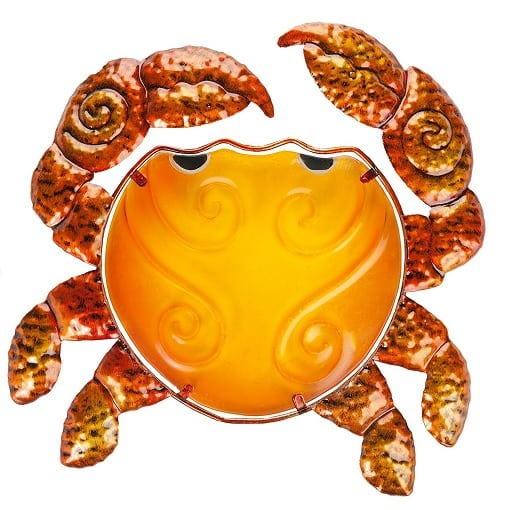patio-eden-crab-wall-decor-art Crab Decor & Crab Decorations
