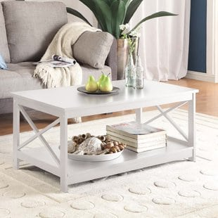 Stoneford Coffee Table Beach And Coastal Coffee Tables