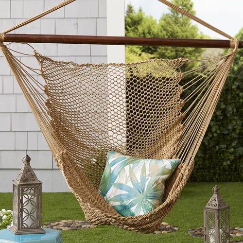 Mistana-Brenda-Caribbean-Rope-Chair-Hammock Best Rope Hammocks