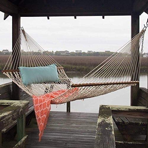 pawleys-island-original-collection-large-rope-hammock Best Rope Hammocks
