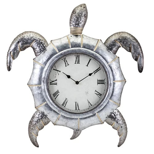 sourabh-the-turtle-wall-clock-20 Nautical Clocks