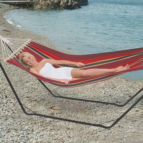 stansport-bahamas-single-cotton-hammock Best Rope Hammocks