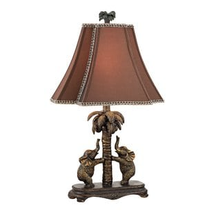 himrod-elephants-on-palm-tree-accent-24-table-lamp Palm Tree Lamps