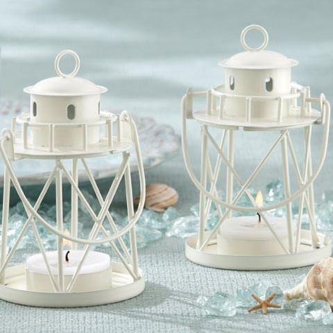 lighthouse-nautical-wedding-lantern Nautical Lanterns and Beach Lanterns