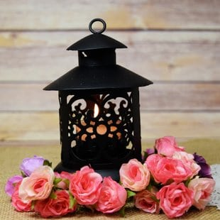 metal-lantern-5 Nautical Lanterns and Beach Lanterns
