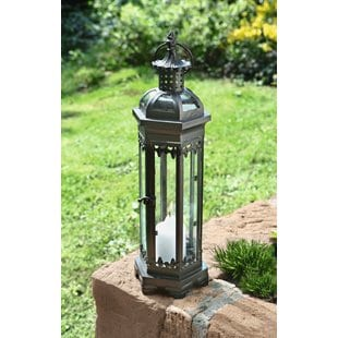 metalglass-lantern-1 Nautical Lanterns and Beach Lanterns