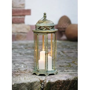 metalglass-lantern-2 Nautical Lanterns and Beach Lanterns