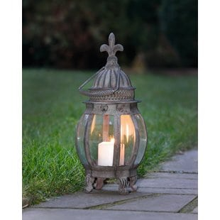 metalglass-lantern Nautical Lanterns and Beach Lanterns