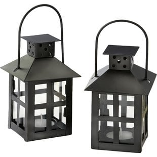 mini-lantern-set-of-8 Nautical Lanterns and Beach Lanterns