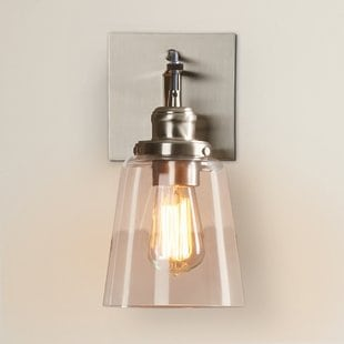 suspenders-1-light-armed-sconce Beach Wall Sconces & Nautical Wall Sconces