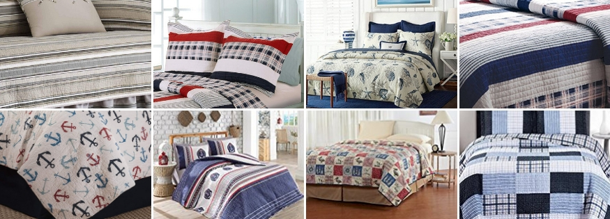Nautical Quilts and Beach Quilts