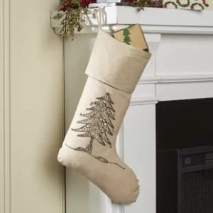 Beach Christmas Stockings and Coastal Christmas Stockings