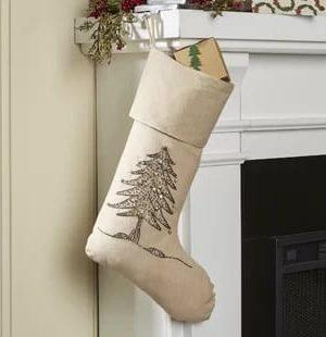 Beach Christmas Stockings and Coastal Christmas Stockings