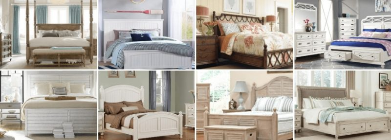 Beach Bedroom Furniture and Coastal Bedroom Furniture