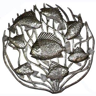 fish-in-coral-wall-decor Coral Decor