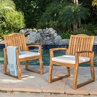 Outdoor Teak Chairs