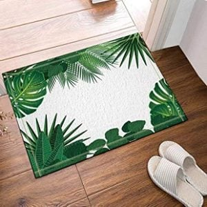 Palm Tree Doormats and Palm Tree Floor Mats