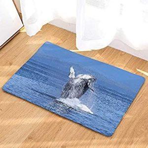 Whale Doormats and Whale Floor Mats