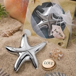 Seashell Wedding Favors and Starfish Wedding Favors