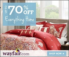 wayfair beach decor ad 2