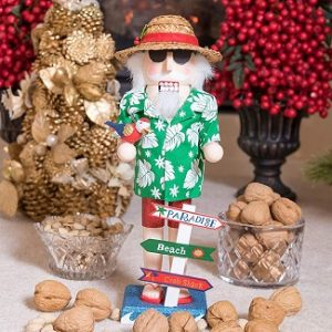 Beach Nutcrackers and Coastal Nutcrackers