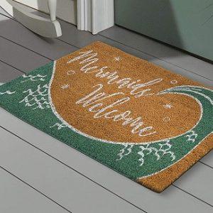 Mermaid Doormats and Mermaid Floor Mats
