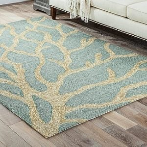 Coral Area Rugs