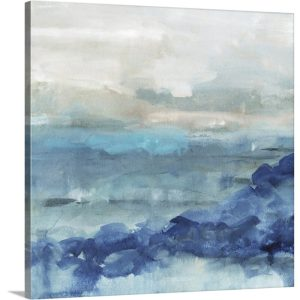 Sea+Swell+I+Painting+on+Canvas