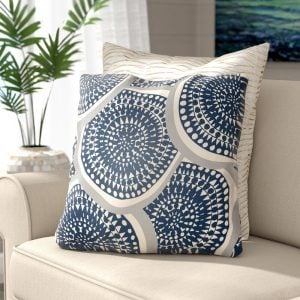 +Outdoor+Geometric+Throw+Pillow