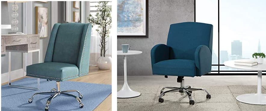 coastal office chairs