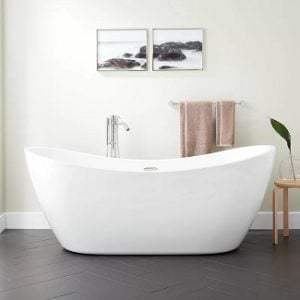 freestanding soaking bathtubs