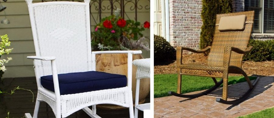 coastal rocking chairs
