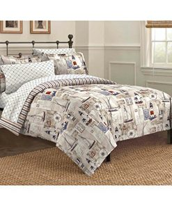 Free-Spirit-Cape-Cod-Mini-Bed-in-a-Bag-0-247x296 Coastal Bedding In A Bag