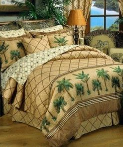 Kona-Comforter-Set-0-247x296 The Best Palm Tree Bedding and Comforter Sets
