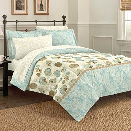 Sea-Breeze-Mini-Bed-in-a-Bag-Set-by-CHF-0-450x450 Coastal Bedding Sets and Beach Bedding Sets