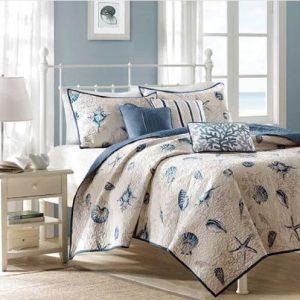 beach-quilt-starfish-set-300x300 Starfish Bedding Sets & Quilts & Comforters