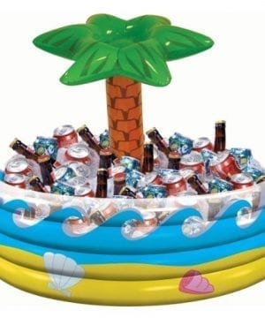 Amscan Palm Tree Inflatable Cooler 0 300x360