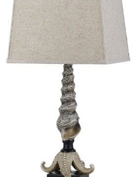 Cal-Lighting-Carapace-Starfish-Table-Lamp-3075-0-277x360 Best Coastal Themed Lamps