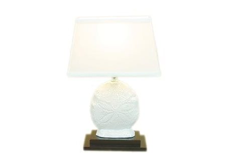 DEI-Sand-Dollar-Ceramic-Lamp-0-450x312 Beach Themed Lamps